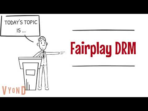 Fairplay DRM for IOS: Easiest Integration & Free Trial