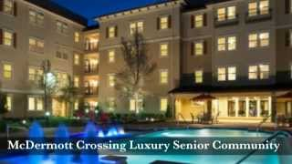 McDermott Crossing Retirement Apartments for Seniors in Plano - Frisco