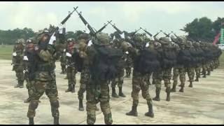 ទ័ពខ្មែរពិតជាអស្ចារ្យណាស់   Khmer Army 2016