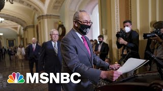Out Of Power, McConnell Upstaged By Schumer's 'Savage' Move
