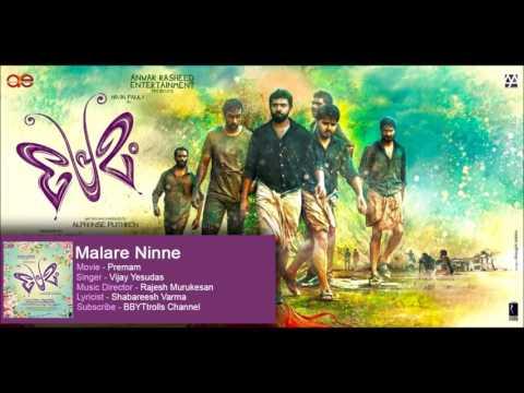 Malare Ninne Kaanathirunnaal - Premam | Nivin...