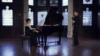 Edifice - David Bennett Thomas - Bass Clarinet & Piano