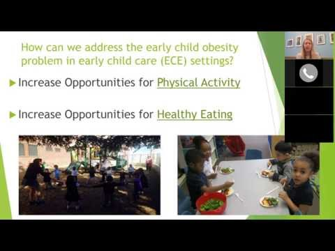 Healthy Practices for Preschools to Prevent Childhood Obesity