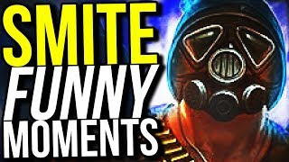 BEST VULCAN SNIPES YOU'LL SEE! (Smite Funny Moments)