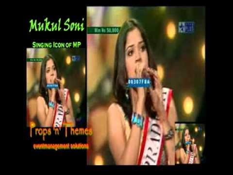 Voice of India:MUkul Soni (Neha): Singing Idol Of MP