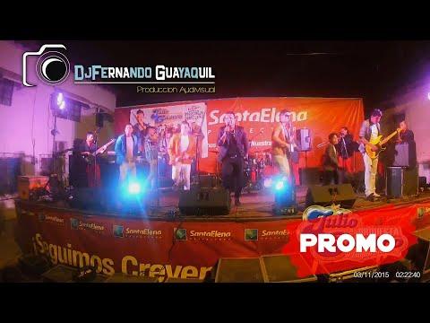 Mi Pequeña Nathaly Julio Castro y su Orquesta Pongale Sabor Vídeo Promo HD