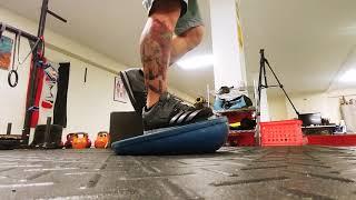MTB Exercises : Single leg Deadlift on Mini BOSU