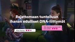 Ihanan edulliset DNA-liittymät