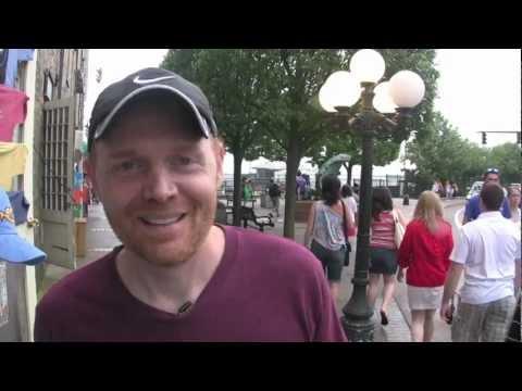 Bill Burr gives us a tour of Newport, Rhode Island - Summer 2012