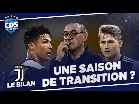 Juventus Turin : bilan de la saison - SERIE A - Débrief #751 -#CD5