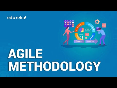 What Is Agile? | Agile Methodology | Agile Frameworks - Scrum, Kanban, Lean, XP, Crystal | Edureka