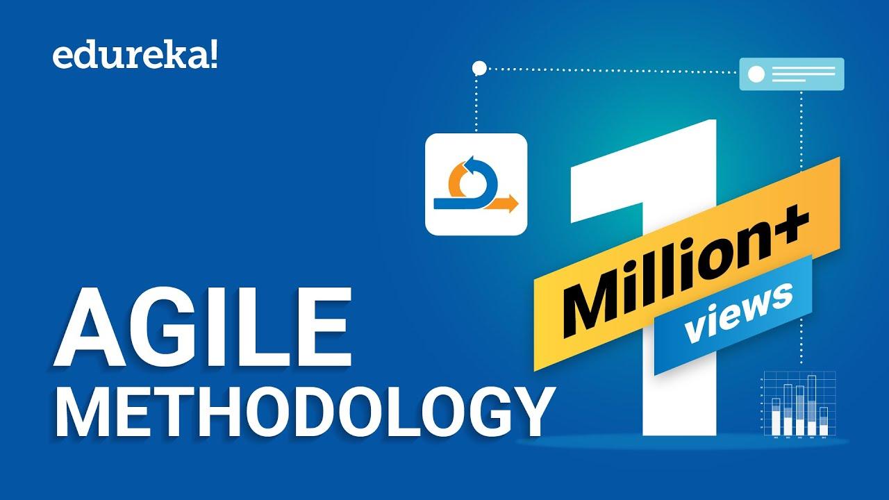 What Is Agile Agile Methodology Agile Frameworks Scrum Kanban Lean Xp Crystal Edureka Youtube