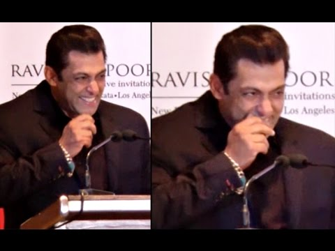 Salman Khan Couldn't Stop Laughing While Talking About His 'Autobiography'
