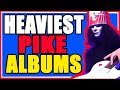 Download Buckethead - Top 10 Heaviest Pike Albums