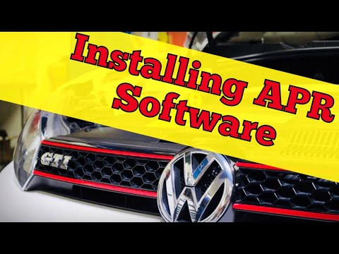 How to install APR Tune VW Audi