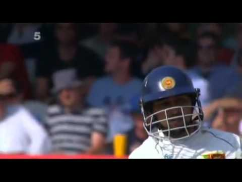 Dilshan 193 runs against England at Lords 2011