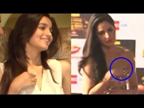 Bollywood Actresses Caught Adjusting their Dress in Public | Alia Bhatt, Katrina Kaif, Sonam Kapoor