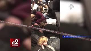 Голые девушки на полу: полицейские устроили облаву на БДСМ клуб. Видео!