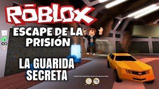 ROBLOX: Prison Escape, The Secret Lair