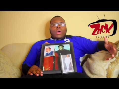 Larry Hoover (G.D.) Son Tyree Hoover Speaks On Behalf Of His Father | Shot By @TheRealZacktv1