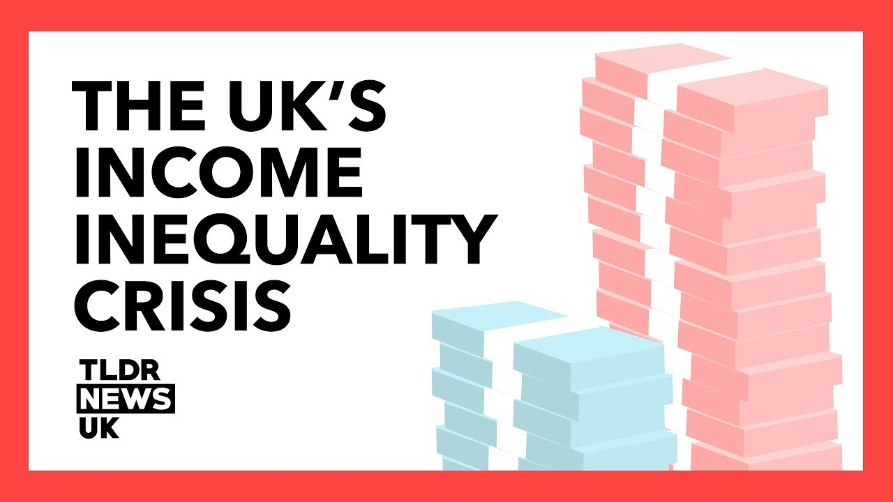 The Uk S Income Inequality Crisis Explained Youtube