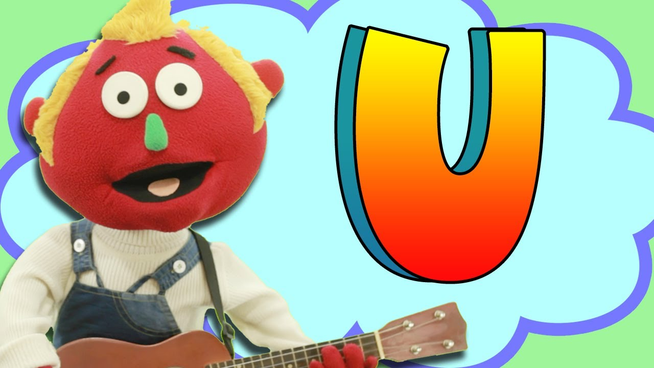 letter u song the letter u story and song 23285 | maxresdefault