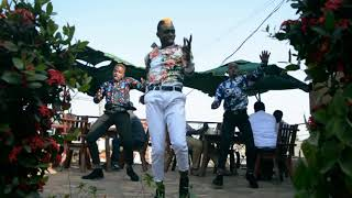 Amina by Ykee Benda ( Official Dance Video )