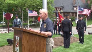 2018 Morris County Memorial Day Ceremony