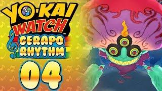 Yo-kai Watch Gerapo Rhythm - Moso Monmon! [Episode 4]