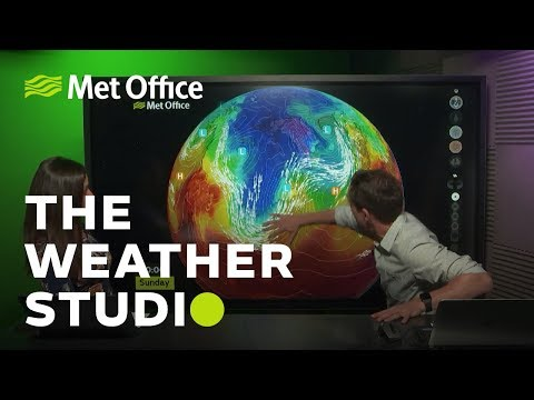 Heavy rain in Europe, but how is it looking for the UK? - The Weather Studio