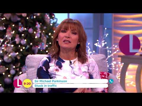 Sir Michael Parkinson Reveals Who He Would Love to Interview | Lorraine
