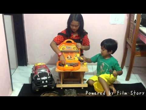 Tools junior builder set Indonesia By Cikcon