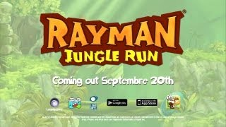 Rayman Jungle Run - Universal - HD Gameplay Trailer