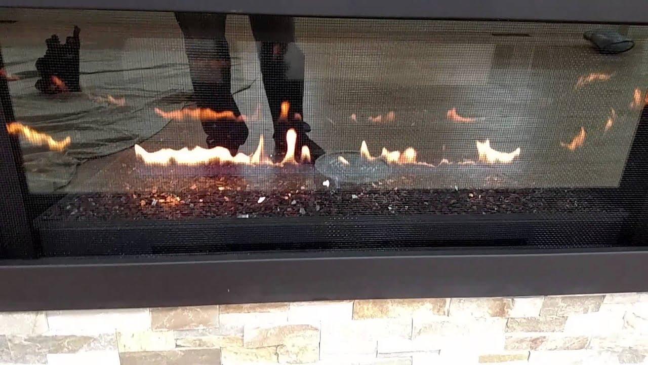 monessen fireplaces symphony cinnbrick vfc vent heat decoface hearth reflector free gas fireplace