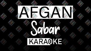 Afgan - Sabar (MIDI KARAOKE 16 bit) by Midimidi