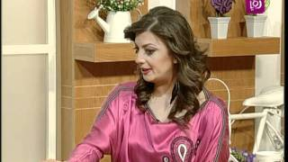 رزان شويحات تتحدث عن التغذية والشعر Roya l