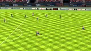 FIFA 13 iPhone/iPad - Atlético Madrid vs. Real Madrid