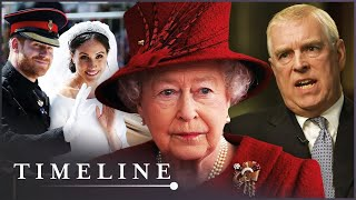 Gambar cover H.M. The Queen: A Remarkable Life (British Royal Family Documentary) | Timeline