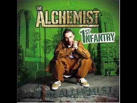 Tick Tock - Alchemist feat Nas & Prodigy