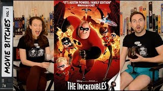 The Incredibles Movie Review MovieBitches Retro Review Ep 18