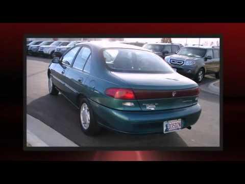 1997 Mercury Tracer LS in Bartlesville, OK 74006 - YouTube