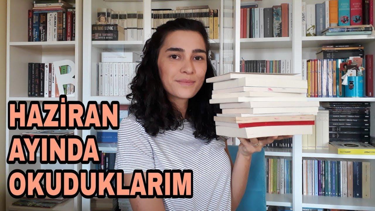 12 Kitap | Haziran Ayında Okuduğum Kitaplar