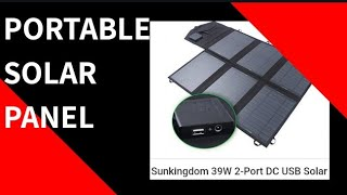 My Portable Solar - Crystal Vanner