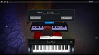 Asphyxia - Tokyo Ghoul:Re By: Cö Shu Nie on a ROBLOX piano. [No, stop.]