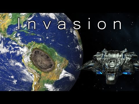 ALIEN INVASION in Universe Sandbox 2!