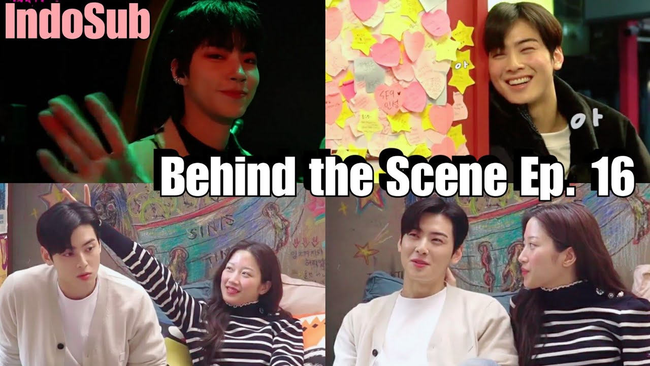 Download [IndoSub] Behind the Scene 'True Beauty' Ep. 16