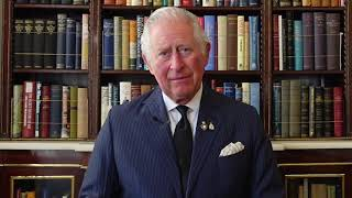 A birthday message from HRH The Prince of Wales