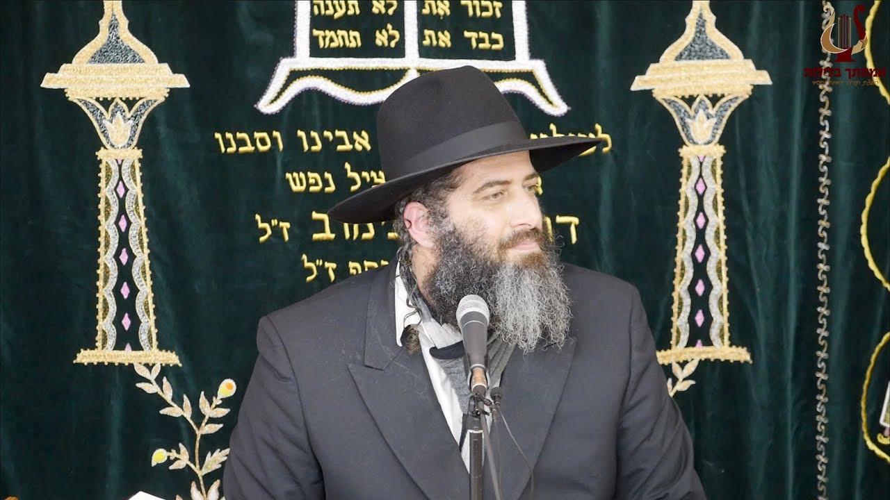 הרב רונן שאולוב תוקף בחריפות את שונאי התורה והיהדות !!! והיא שעמדה לנו ולאבותינו !!!