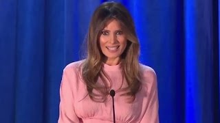 Melania Trump FULL SPEECH at Pennsylvania Trump Rally