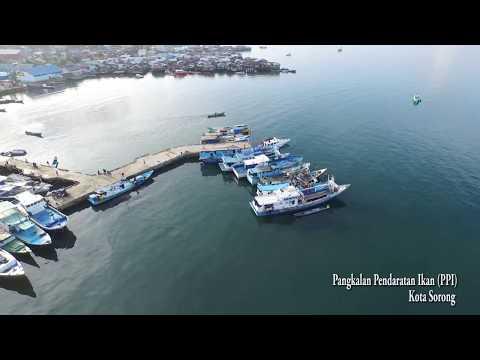 Pelabuhan Pendaratan Ikan Kota Sorong 2013